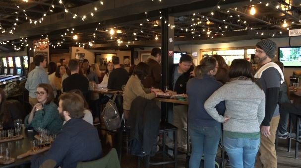Champion Brewery holds Pints 4 A Cure