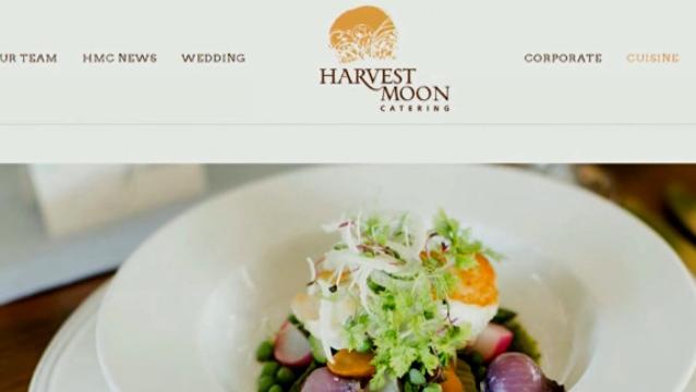 Local Business Spotlight Harvest Moon Catering
